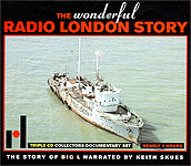 3CD The Wonderful Radio London Story