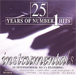25 Years Of Nr.1 Hits - Instrumentals