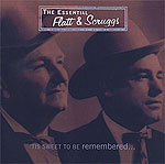 2CD Flatt and Scruggs - The Essential